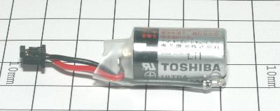 Toshiba ER3V-3.6V-2PIN-SMALL front image
