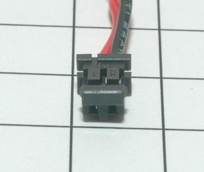 Toshiba ER6V-3.6V-2PIN-SMALL label image
