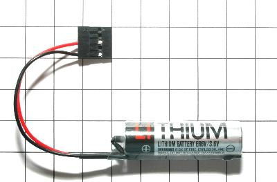 New Refurbished Exchange Repair  Toshiba Batteries ER6V-3.6V-5PIN Precision Zone