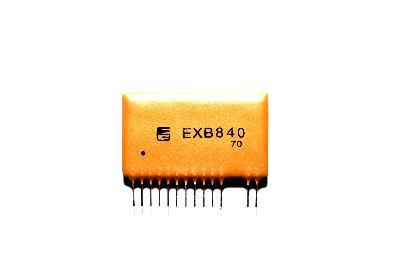Fuji EXB840