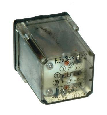 POTTER and BRUMFIELD F.BV.34K71-2-48VDC