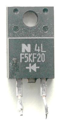 Nihon Inter Electronics Corporation (NIEC) F5KF20