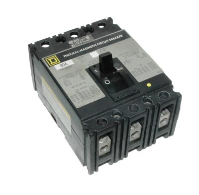 Square D FAL34080-80A
