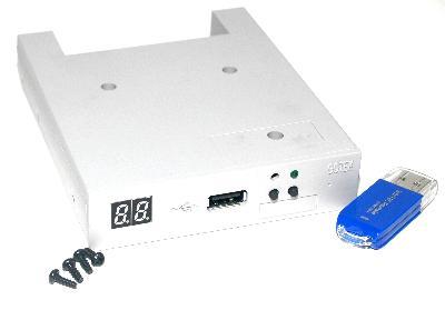 FDD2USB-HAAS-PZRT Precision Zone floppy Precision Zone USB Floppy Retrofits Precision Zone Industrial Electronics Repair Exchange