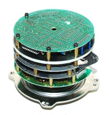 Okuma FII-Okuma-encoder back image
