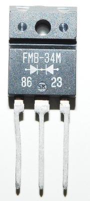 SANKEN ELECTRIC FMB-34M