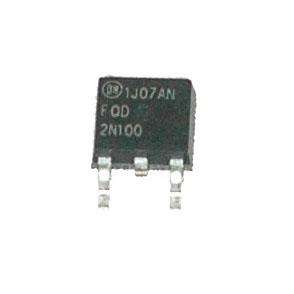 ON Semiconductor FQD2N100TM