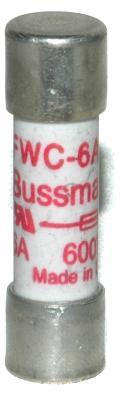 Bussmann FWC-6A10F image