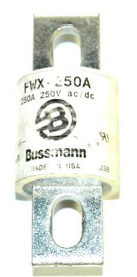 Bussmann FWX-250A image