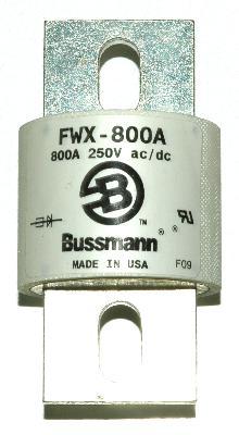 Bussmann FWX-800A image