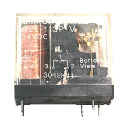 Omron G2L-113P-V-24VDC