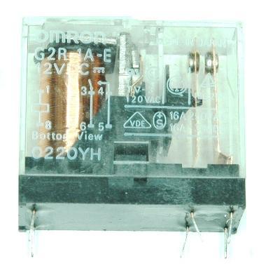 Omron G2R-1A-E-12VDC