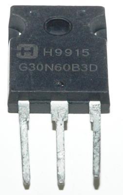 Harris Semiconductors G30N60B3D