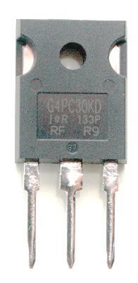 INTERNATIONAL RECTIFIER G4PC30KD