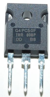 INTERNATIONAL RECTIFIER G4PC50F