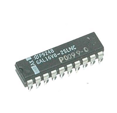 Lattice Semiconductor GAL16V8-25LNC