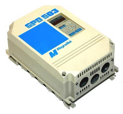 New Refurbished Exchange Repair  Magnetek Inverter-General Purpose GPD503-DS302 Precision Zone