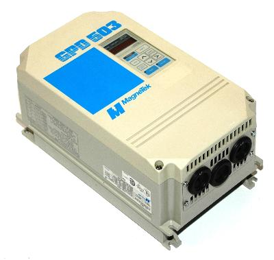 New Refurbished Exchange Repair  Magnetek Inverter-General Purpose GPD503-DS304 Precision Zone