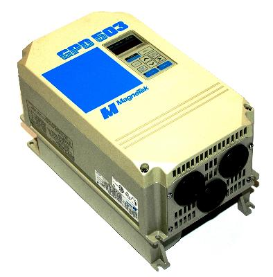GPD503-DS308 Magnetek 69-0800 HAAS Magnetek Inverter Drives Precision Zone Industrial Electronics Repair Exchange