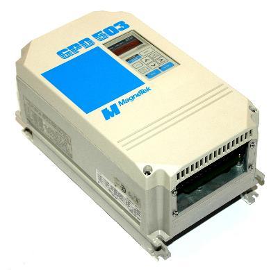 New Refurbished Exchange Repair  Magnetek Inverter-General Purpose GPD503-DS314 Precision Zone