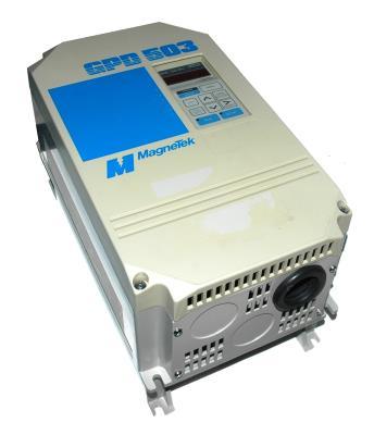 GPD503-DS317 Magnetek  Magnetek Inverter Drives Precision Zone Industrial Electronics Repair Exchange