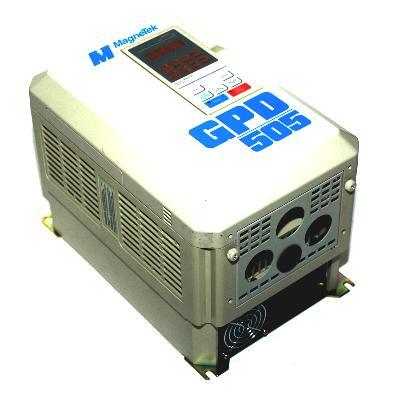 Magnetek GPD505V-A027 front image