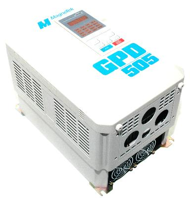 GPD505V-A036 Magnetek  Magnetek Inverter Drives Precision Zone Industrial Electronics Repair Exchange