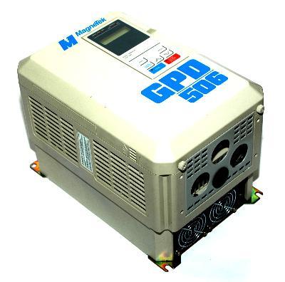 Magnetek GPD506V-A036 front image
