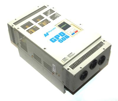 GPD506V-B052 Magnetek  Magnetek Inverter Drives Precision Zone Industrial Electronics Repair Exchange