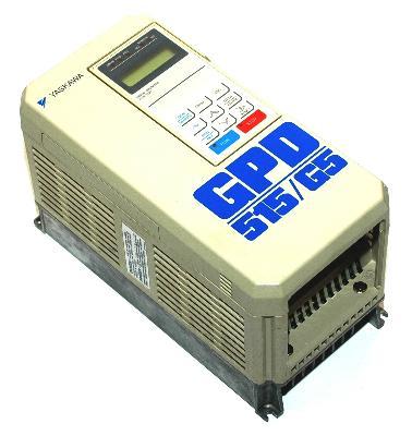 New Refurbished Exchange Repair  Magnetek Inverter-General Purpose GPD515C-A006 Precision Zone