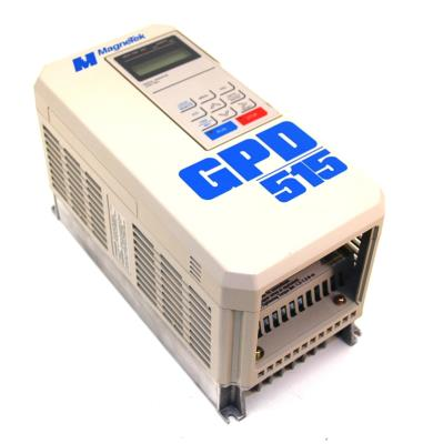 GPD515C-A008 Magnetek  Magnetek Inverter Drives Precision Zone Industrial Electronics Repair Exchange