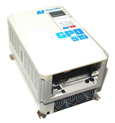 New Refurbished Exchange Repair  Magnetek Inverter-General Purpose GPD515C-A033 Precision Zone