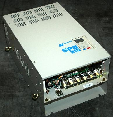 New Refurbished Exchange Repair  Magnetek Inverter-General Purpose GPD515C-A183 Precision Zone