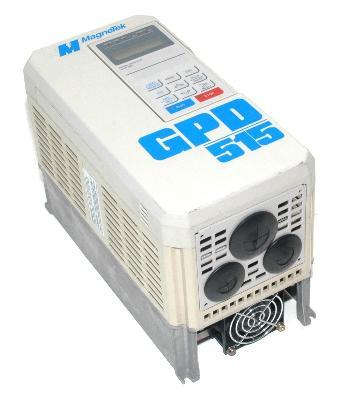 Magnetek GPD515C-B011 front image