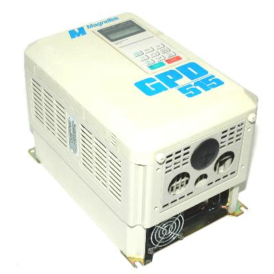 New Refurbished Exchange Repair  Magnetek Inverter-General Purpose GPD515C-B014 Precision Zone
