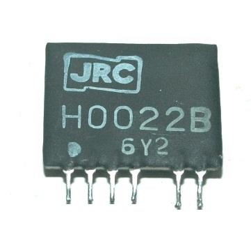 JRC - Japan Radio Company H0022B