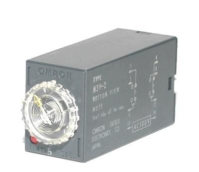 Omron H3Y-2-100VAC