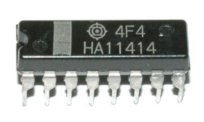 Hitachi Semiconductor HA11414
