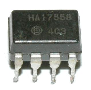 Hitachi Semiconductor HA17558