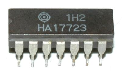 Hitachi Semiconductor HA17723