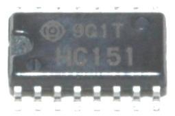 Hitachi Semiconductor HC151