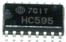Hitachi Semiconductor HC595