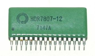 Yaskawa HDR7807-12