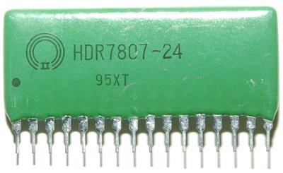 Yaskawa HDR7807-24