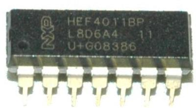 NXP Semiconductors HEF4011BP