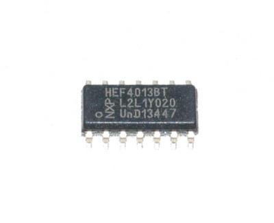 NXP Semiconductors HEF4013BT