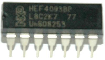 NXP Semiconductors HEF4093BP