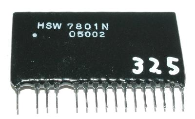 SANKEN ELECTRIC HSW7801N