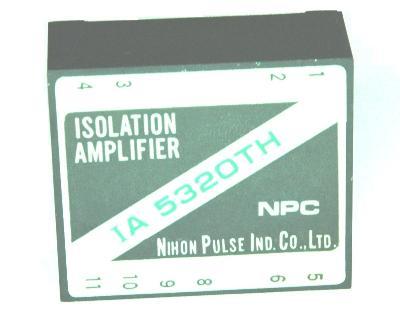 Nihon Inter Electronics Corporation (NIEC) IA5320TH