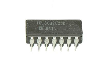 INTERSIL ICL8038CCJD